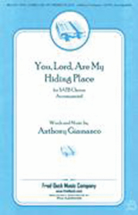 You, Lord, Are My Hiding Place