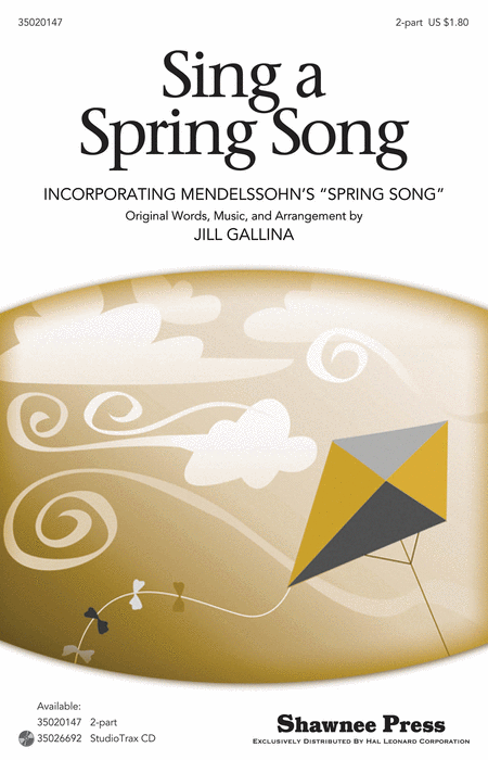 Sing a Spring Song