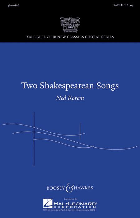 Two Shakespearean Songs