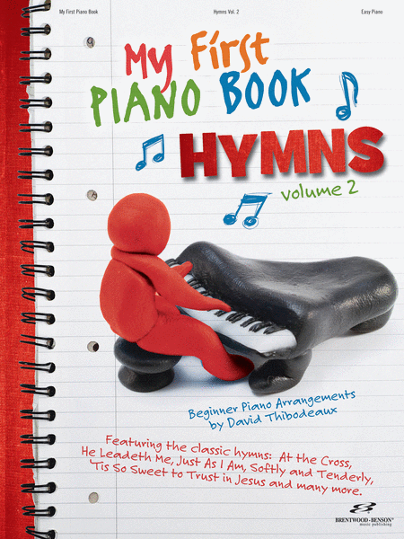 My First Piano Book - Hymns, Volume 2
