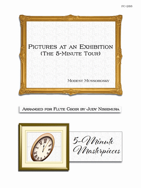 Pictures at an Exhibition (The 5 Minute Tour)