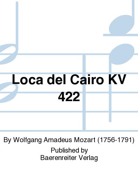 Loca del Cairo KV 422