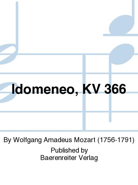 Idomeneo, KV 366