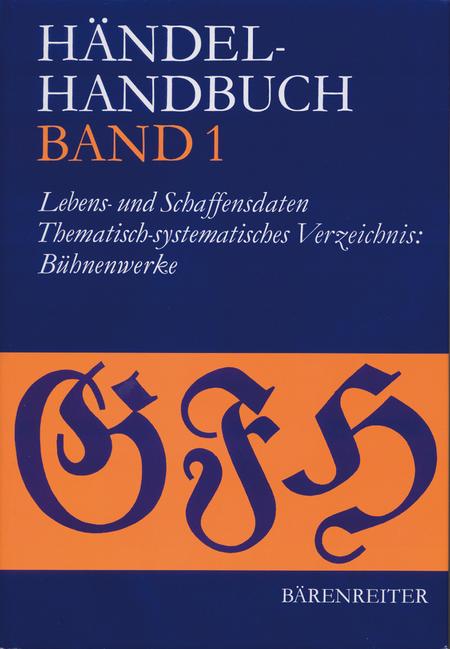Handel-Handbuch Band 1
