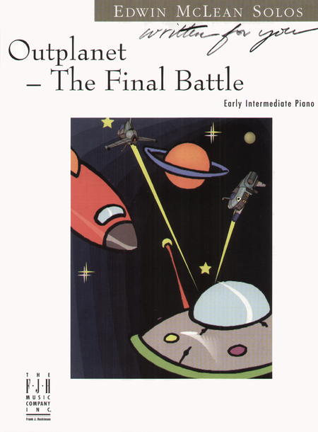 Outplanet - The Final Battle