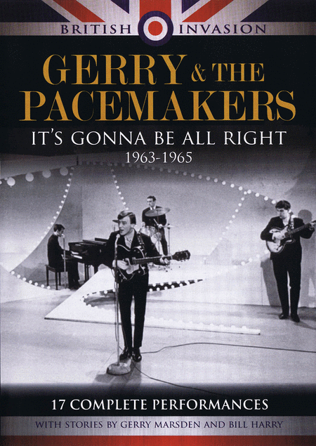Gerry & The Pacemakers - It's Gonna Be All Right: 1963-1965