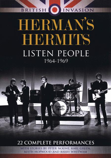 Herman's Hermits - Listen People: 1964-1969