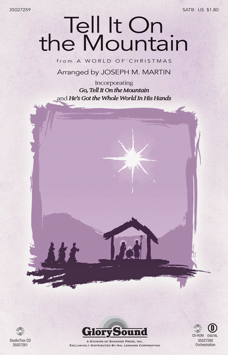 Tell It on the Mountain (from A World of Christmas)