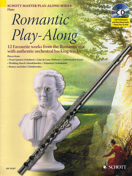 Romantic Play-Along for Flute