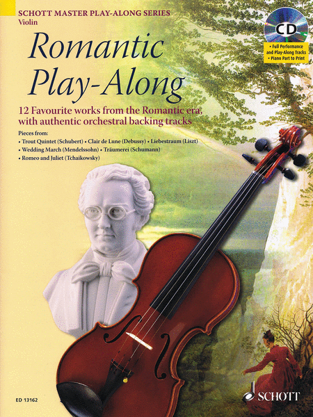 Romantic Play-along Violin