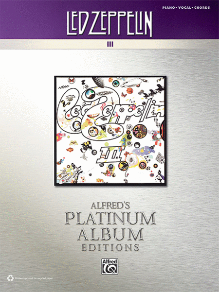Led Zeppelin -- III Platinum
