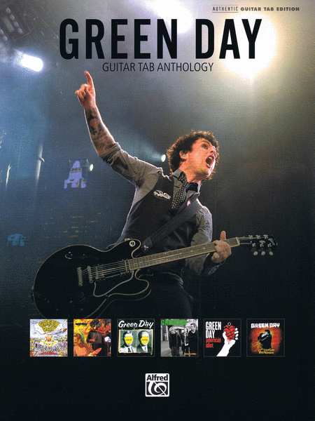 Green Day - Guitar Tab Anthology