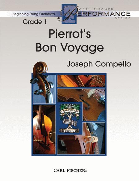 Pierrot's Bon Voyage