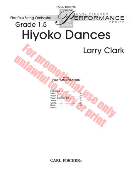 Hiyoko Dances