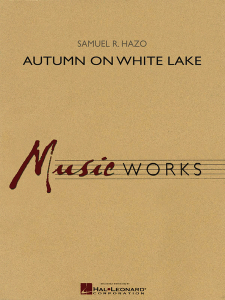 Autumn on White Lake