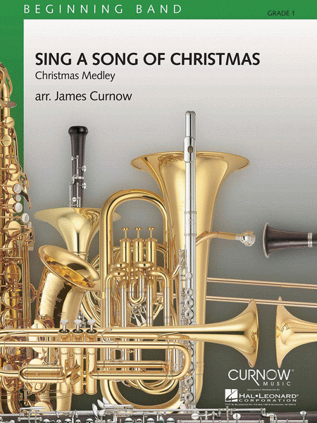 Sing A Song Of Christmas Sheet Music By James Curnow - Sheet Music ...