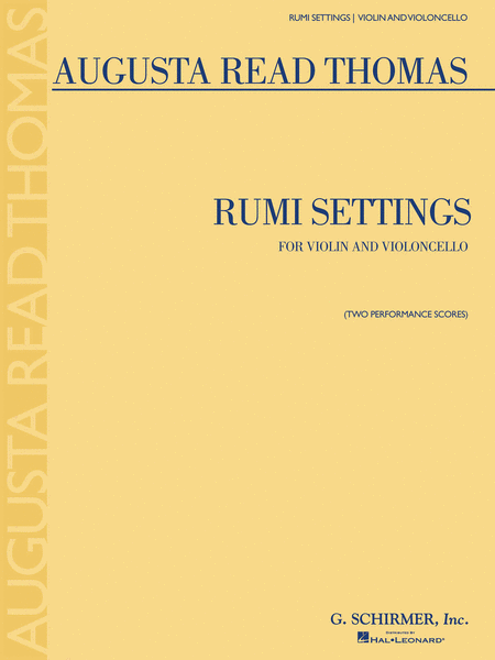 Rumi Settings