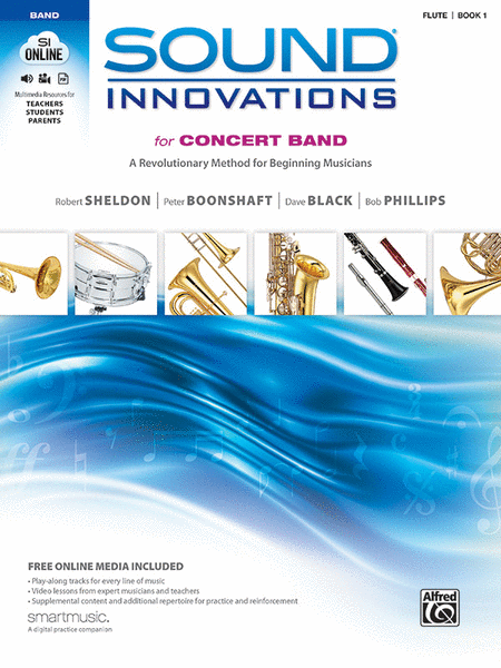 Sound Innovations for Concert Band, Book 1 (Flute)