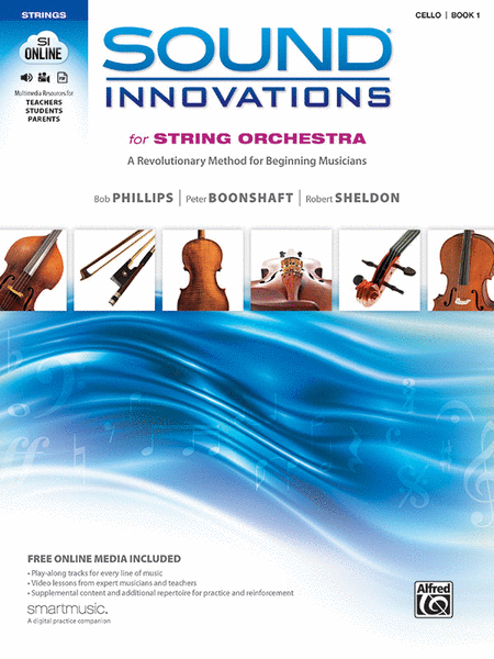 Sound Innovations for String Orchestra, Book 1 (Cello)