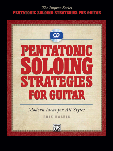 Pentatonic Soloing Strategies for Guitar
