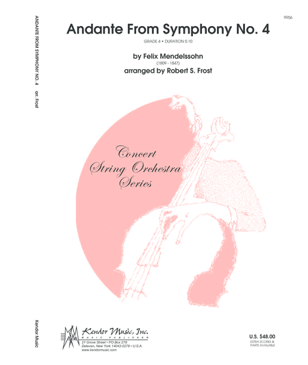 Andante From Symphony No. 4