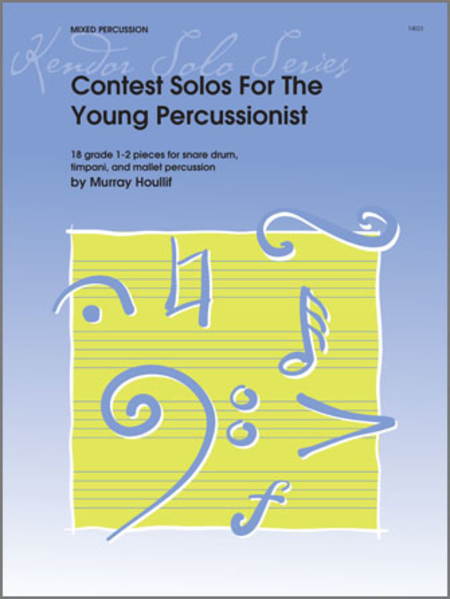 Contest Solos For The Young Percussionist