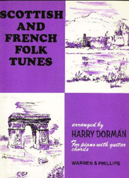Scots and French Folk Tunes
