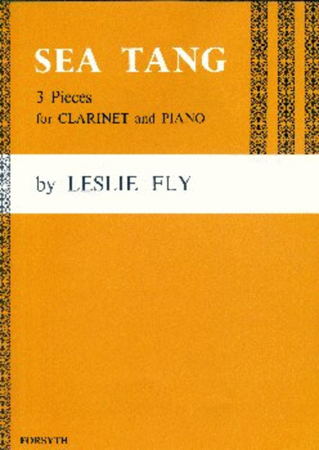 Sea Tang for Clarinet