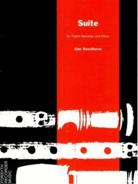 Suite - orchestral score