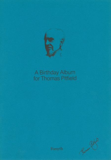 Pitfield Birthday Album
