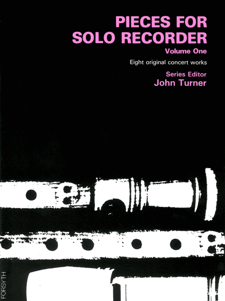 Vol.1 Pieces for Solo Recorder