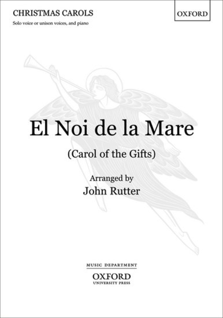 El Noi de la Mare (Carol of the Gifts)