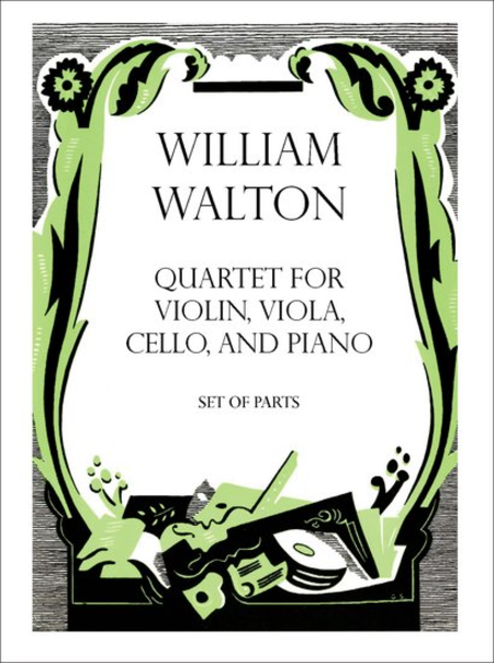 Quartet for Violin, Viola, Cello, and Piano