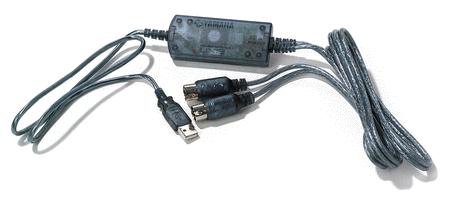 Yamaha UX16 MIDI/USB Converter