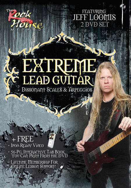 Jeff Loomis of Nevermore - Extreme Lead Guitar