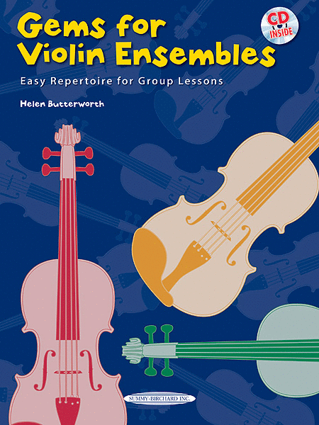 Gems for Violin Ensembles, Book 1