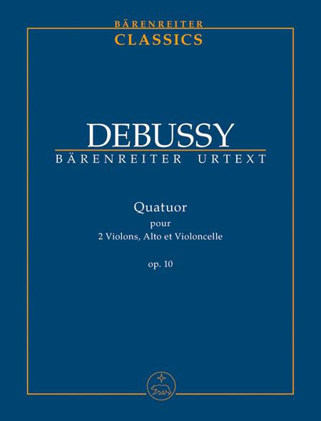 String Quartet op. 10