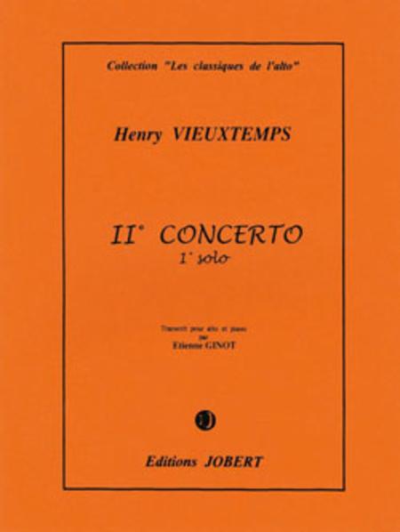 Concerto No. 2 - Premier Solo