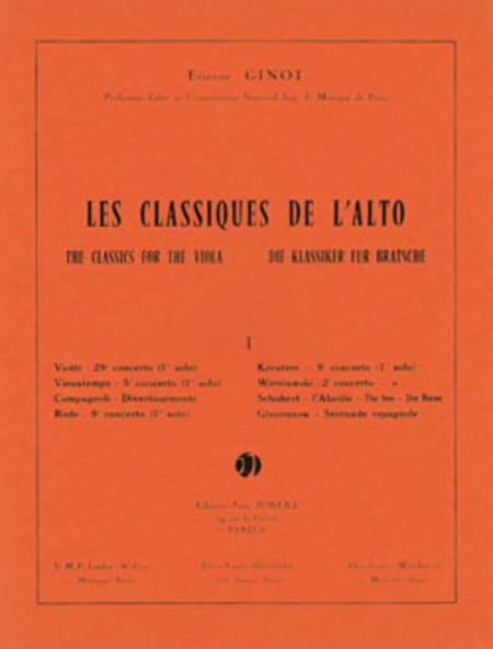 Concerto No. 5 - Premier Solo