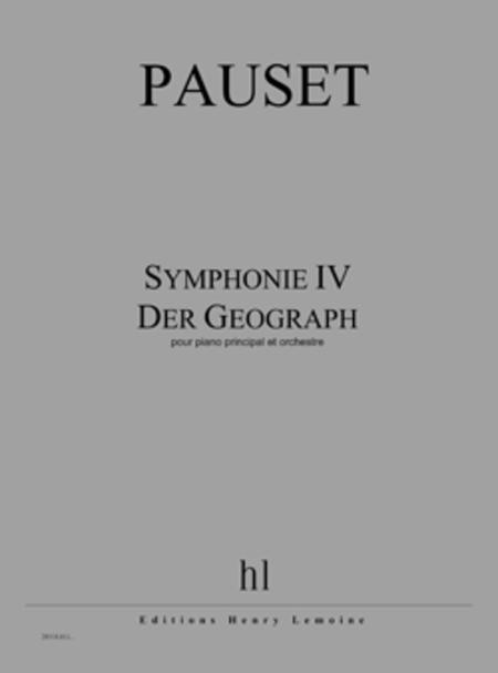 Symphonie IV - Der Geograph