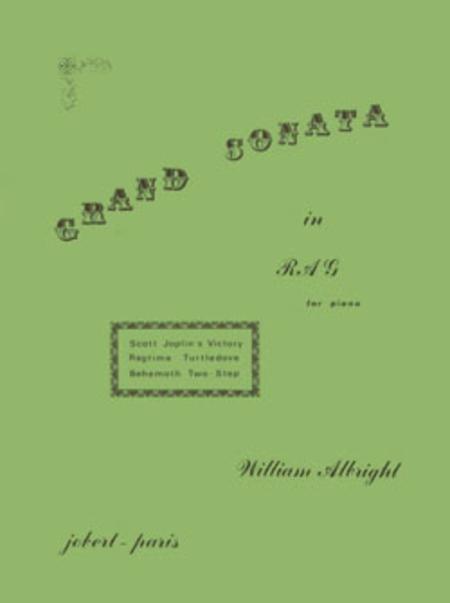 Grand Sonata In Rag