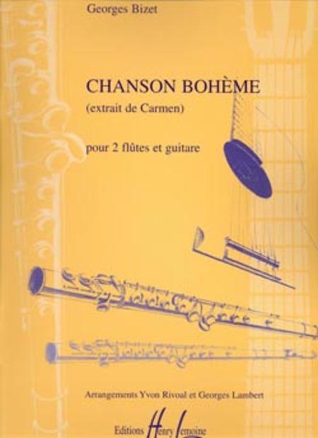 Chanson Boheme