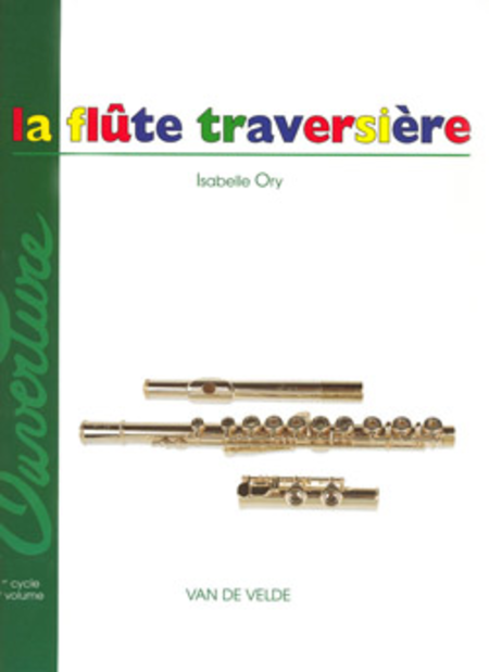 La flute traversiere vol 2 sheet music by isabelle ory for Housse flute traversiere