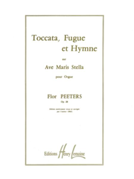 Toccata, fugue et hymne Op. 28