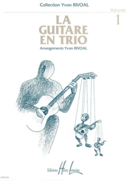 Guitare En Trio - Volume 1