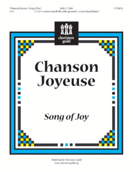 Chanson Joyeuse (Song of Joy)