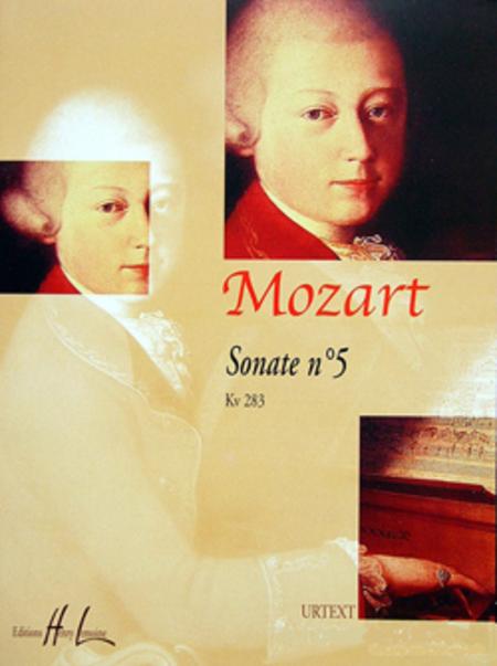 Sonate No. 5 KV283