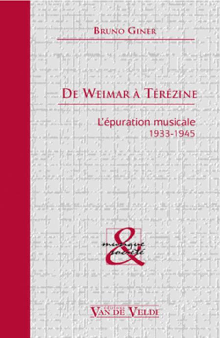 De Weimar A Terezine 1933 - 1945