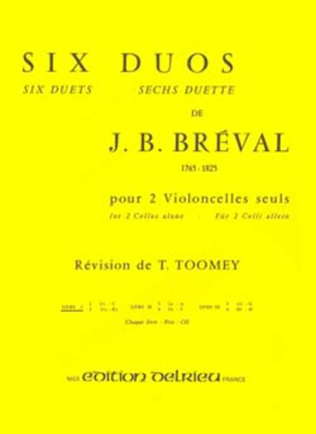 Duos (6) - Volume 1