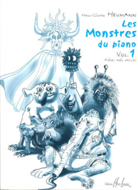 Les Monstres Du Piano - Volume 1